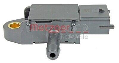 Sensor Abgasdruck METZGER 0906309 für OPEL CHEVROLET ASTRA AM 3-polig Caravan