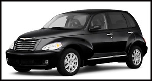 2010 Chrysler PT Cruiser Chrome Hatchback