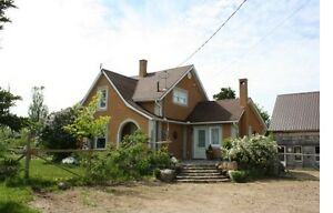 Beautiful Swiss Style Custom Home,Fundy Shore , Annapolis Valley