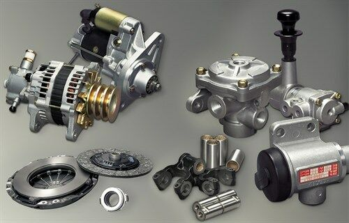 motorway parts