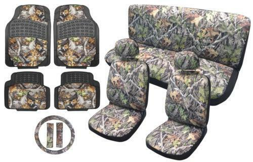 Camo Seat Covers Ebay