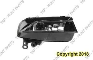 Fog Lamp Passenger Side Coupe Convertible High Quality Audi A5 2013-2014