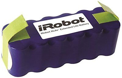 Authentic iRobot Parts - XLife Extended Life Battery - Compatible with Roomba 400/600/700/800 Series Robots