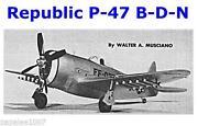 B-47 Model