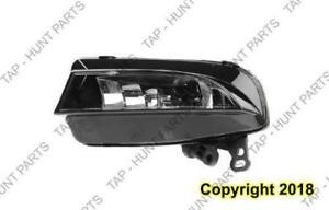 Fog Lamp Driver Side Coupe Convertible High Quality Audi A5 2013-2014