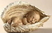 Baby Angel Figurine