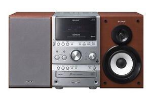 Sony Stereo System - HCD-SPZ50 Albert Park Port Phillip Preview