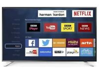 Sharp 32-Inch Smart LED TV with WIFI