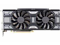 EVGA NVIDIA GeForce GTX 1070 SC 8GB ACX 3.0 Black Edition (Used, Mint Condition)