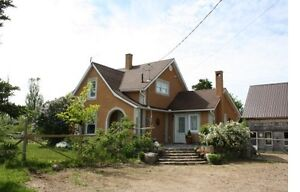 Beautiful Custom Swiss Style Home,Fundy Shore , Annapolis Valley