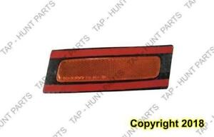 Reflector Front Driver Side High Quality Audi A4 2005-2008