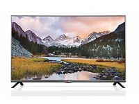 LG 49LB5500 49-Inch Full HD LED TV with Freeview - Black In great fully working condition