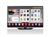 LG 50PH660V 50-inch Widescreen 1080p Full HD 3D Smart Plasma TV with Freeview HD600Hz