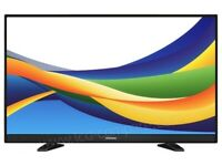 "Grundig 48 VLE 4520 48"" Full HD Black LED TV 1080p [Energy Class A]"