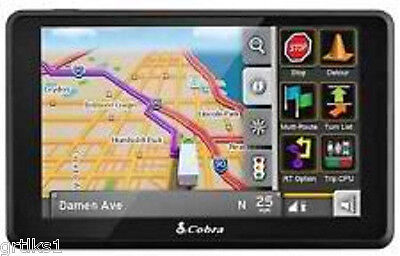 Cobra 6000 PRO HD Professional Truck  Drivers Truckers GPS Navigation