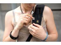 McoPlus - Quick Release Professional Shoulder Sling Strap with storage pocket.