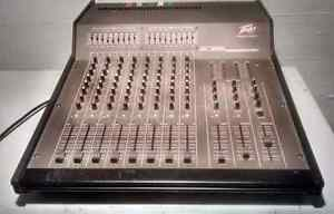 Vintage Peavey XR-800C Mixing Console