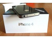 iPhone 4 - Very Good Condition - Unlocked - Any Network - 8GB - Black - Fixed Price