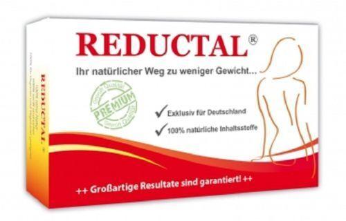 Endlich richtig Abnehmen mit Reductal - effektiv gesund abnehmen, Fatburner