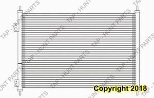 Condenser (4977) Civic Acura EL 2001-2003