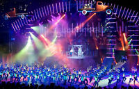 Lighting, Audio Staging Equip for Rental - Special events