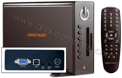 disque dur multimédia DANE ELEC So Speaky 500 Go