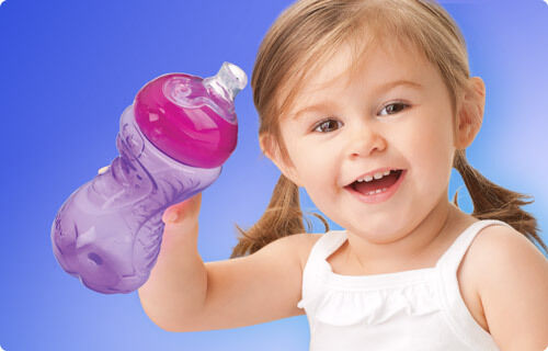 Sippy Cup Spouts & Kids Variety