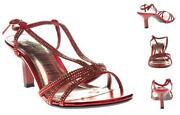 Diamante Evening Shoes