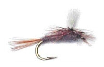 Assorted Dry Flies (1 Dozen Dry Flies: Adams, Adams Parachute, Adams Irresistible, Or Assortment )