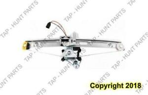Window Regulator Rear Passenger Side Power [Sedan 1999-2006] [Wagon 2000-2006] BMW 3-Series (E46)