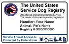 Service Dog ID