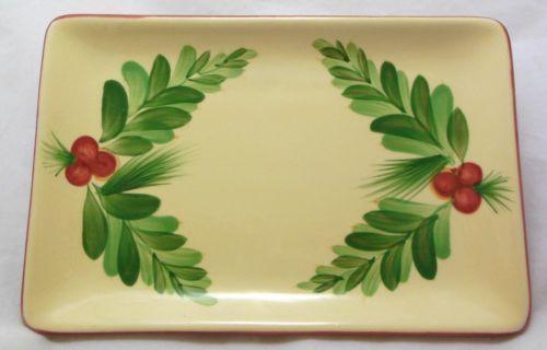 gail pittman christmas pottery china ebay