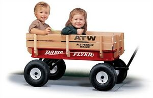 Radio Flyer ATW Wagon New in Box!