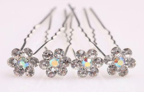 Rhinestone Hair Pins Ebay