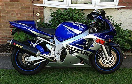 suzuki gsxr 600 k2 ebay. Black Bedroom Furniture Sets. Home Design Ideas