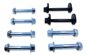 Complete Front Control Arms Cam Bolts & Hardware Kit | 1994-1999 Dodge Ram 4x4