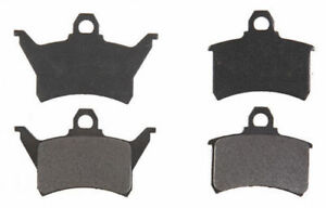 EPA FMKD386 PREMIUM DISC BRAKE PADS (Box 2) D386
