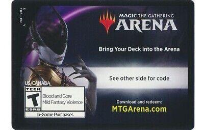 MTG Ashiok Theros Beyond Death Planeswalker Deck + Lands Arena Online Code