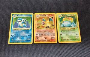 Pokemon Card Collection! 1st Gen. RARE