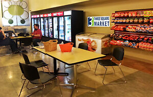 Tired of the usual Vending Machines? Try the new Micro Market!