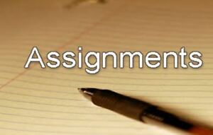 Assignment and Online course help (A+ guarantee)...~