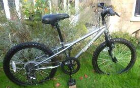 "Child's Halford's Apollo Spektor Mountain Bike - 20"" - VGC"