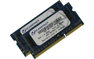 Mémoire RAM Nuimpact 8 Go (2 x 4 Go) DDR3