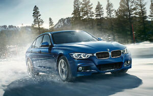 BMW WINTER WHEEL PACKAGES KIT DE JANTES D'HIVER BMW