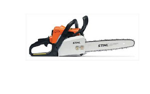 "Stihl MS170 16"" Chainsaw special value LOWEST PRICE EVER"