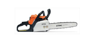 "Stihl MS170 16"" Chainsaw special value Blowout Pricing"