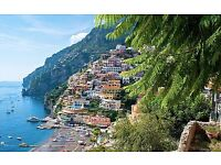 6 night holiday in positano Italy 27th May to 3rd May