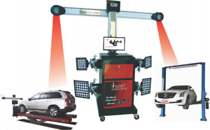 Summer Special:  $50 Off Alignment with brand new 3D Laser Wheel
