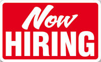 HVAC Technicians Required
