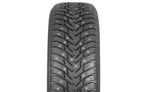 P235/60R18 Hakkapeliitta 8 winter tires studded